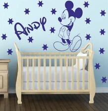 Disney Solid Pattern Wall Decals & Stickers for Children