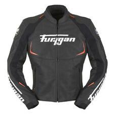 Chaquetas Furygan de cuero de hombro para motoristas