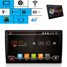 "9 ""Touch Screen 2 DIN ultra dünnes Auto Stereoradio GPS Android 7.1 WIFI 3G / 4G"