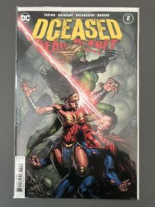 DCEASED DEAD PLANET #2 CVR A FINCH 2020 DC COMICS 8/5/20