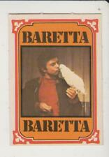 Monty Gum trading card 1978 TV Series: Baretta #17