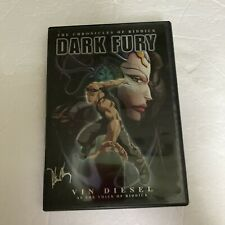 The Chronicles of Riddick: Dark Fury (Dvd, 2004), no scratches