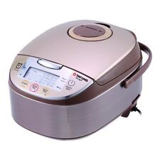 8 cups direct heating micom rice cooker, 5/64 Inch thick inner pot