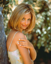 Sarah Michelle Gellar Buffy Ringer actress 1 new glossy 8x10 photo picture #117
