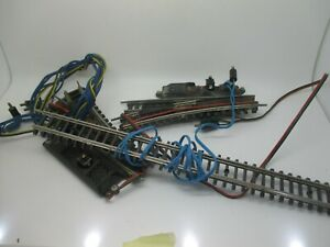 Rokal Tt Gauge: Craft Convolute 2 X Points, Cable +1 Siding (Stiege52)