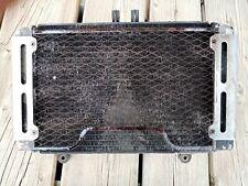 Radiateur ventilateur Honda cb1000 big one sc30 pas de fuite état moyen