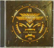 CD - Bonfire - Fire Works - NEU - #A2927