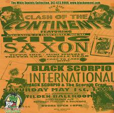 Saxon Sound vs Black Scorpio.. Tilden Ballroom.  Brooklyn NYC 1993.