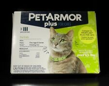 Petarmor Plus for Cats and Kittens over 1.5 lbs  (3 viles)