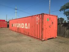 40FT Cargo Worthy Shipping Container Ex Melbourne