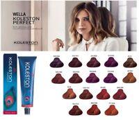 Wella Koleston Perfect Professional Hair Color - VIBRANT REDS - 60 ML