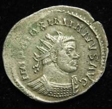 Maximianus BI antoninianus PAX AVGG / III in ex., Lugdunum mint 293AD - RIC 399