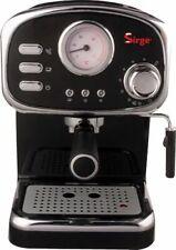 Sirge Cremilda Caffè Retrò Machine À Café Expresso pour Poudre et Dosettes...