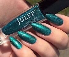 Julep DOMINIQUE Nail Polish  **Hummingbird Teal Holographic**  **SHOP MY SALE!**