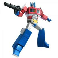 Transformers Generations Deluxe Action Figure R.E.D - Optimus Prime