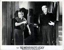 OLD MOTHER RILEY'S LEGACY 1937 Arthur Lucan Syd Crossley 10x8 LOBBY CARD #2