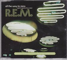 REM-All The Way To Reno cd maxi single