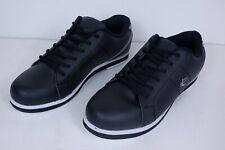 BSI Men's 752 Bowling Shoe Black/Grey Size 9.5