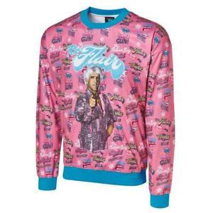 Ric Flair Light-Up Ugly Holiday Sweatshirt