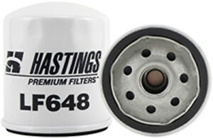 Engine Oil Filter Hastings LF648
