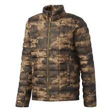 Mens Adidas Camo Jacket - Nuvic Lt Camo Jacket BQ8632 Coat
