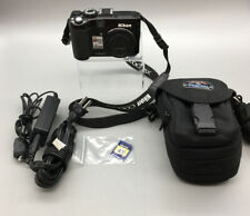 Nikon Coolpix P6000 13.5 Megapixels Digital Camera - Wide Angle - Bundle - G05