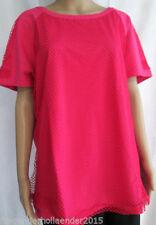 S Damen-T-Shirts aus Baumwollmischung keine Mehrstückpackung