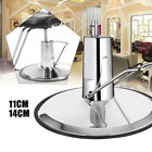 Barber Chair Hydraulic Lift Pump Salon Replacement 4 Bolt Pattern Pump w/ Base