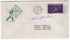 Baseball Centennial 1939 #855 FDC House of Farnam U/O Ballston Spa NY Cancel