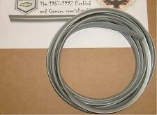 1970 - 1981 TRANS AM CAMARO WHEEL SPOILER / FLARE WELTING - TRIM GASKET 10' ROLL