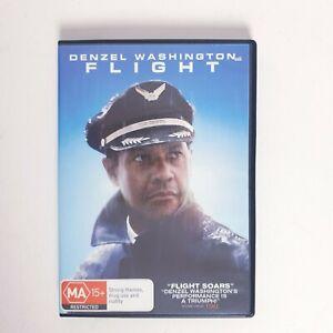 Flight Movie DVD Free Postage Region 4 AUS - Drama Thriller