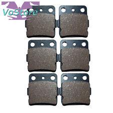 Brake pads Front&Rear - Honda TRX 400 EX 2001-2008 2002 2003 2004 2005 2006 2007