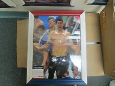 Michael Phelps Signed &Framed 11X14 Photo Gold Medal London  PSA/DNA  S67589