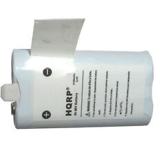 HQRP Battery Pack for Flip Video ABT1W U11204 U1120B