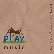 Play Music by Various Artists (CD, Jun-2011, LA Play Cafe) BRAND NEW SEALED