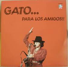 Gato Para Los Amigos Doctor Jazz 1983 2 LP Mint