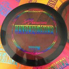 DISCRAFT 5x Paige Pierce Z Plastic Undertaker Disc Golf Driver Pick Your Disc!