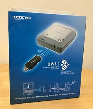 New, Sealed: ONKYO UWL-1 Wireless USB Audio Transport Digital Wireless