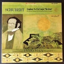 "Schubert~Symphony No 9 In C Major ""The Great""~Carl Schuricht~SDR Symphony"