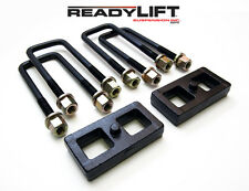 2005 2006 Chevrolet Silverado 1500 HD ReadyLift Tall Rr Lift Block Kit