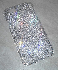 Clear Crystal Diamond Bumpy Back Case For IPHONE X10 Made w/ SWAROVSKI Crystals