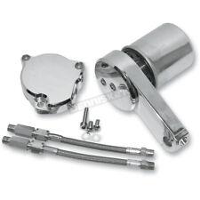 Baron Custom Accessories V-Star Oil Filter Relocation Kit - BA-2640-00