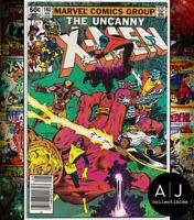 Uncanny X-Men #160 NM- 9.2 (Marvel)