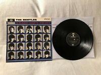 The Beatles A Hard Day's Night LP Record Album Vinyl Parlophone PCS 3058 EX/VG+