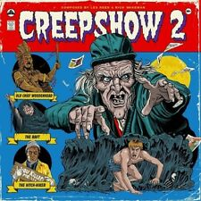 Creepshow 2 (Original Soundtrack) [New Vinyl LP] Colored Vinyl, 180 Gram