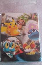 Pokemon TCG Japanese Pikachu Inkay and XY Starters Deck Box