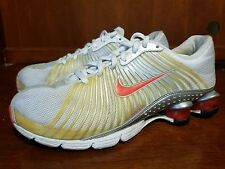 Women NIKE Zoom Shox Experience Multi Color Training Running Shoes Size 7.5