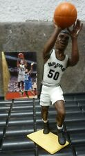 Loose With Card SLU Starting Lineup 1996  DAVID ROBINSON Spurs S.A