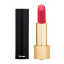 Chanel Rouge Allure Luminous Intense Lip Colour 3.5g Makeup Lipstick Color 138