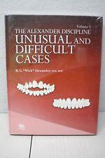 The Alexander Discipline Vol 3 Unusual & Difficult Cases of Orthodontics Book